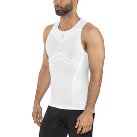 Odlo Breathe Crew Neck Singlet Herr white
